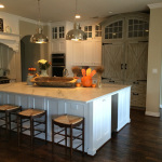 Kitchen- Stringer Construction & Design